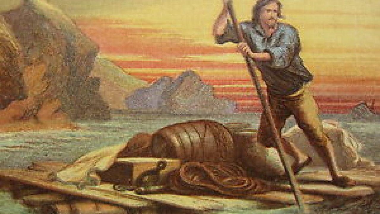 Resumen De Robinson Crusoe Daniel Defoe Resumende Net
